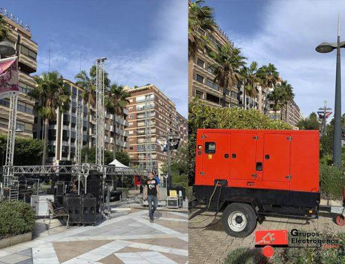 Grupos Electrógenos Almería con The Limboos