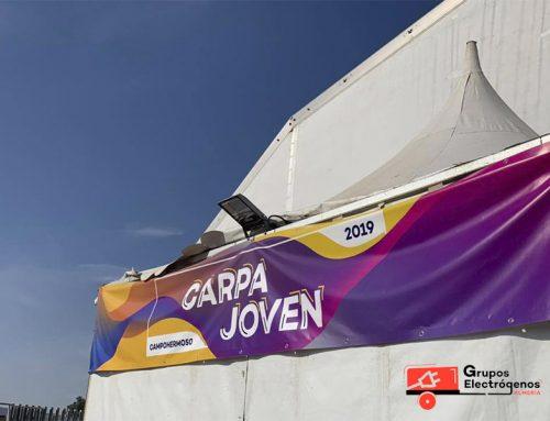 Grupos Electrógenos Almería en la Feria de Campohermoso 2019