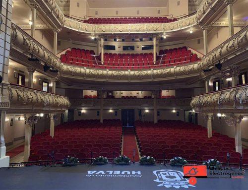 Grupo Electrógenos Almería en gala de Huelva