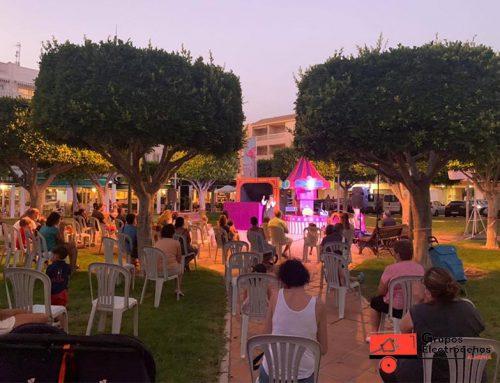 Grupos Electrógenos Almería en eventos infantiles en el puerto deportivo de Almerimar