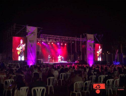 Grupos Electrógenos Almería en Cooltural Fest en recinto ferial de Almería